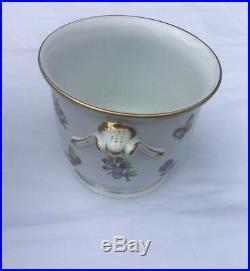 Collectible Herend Porcelain Cachepot, Queen Victoria, 7213