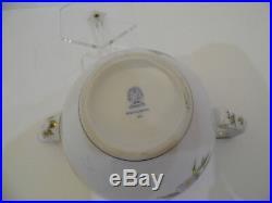 HEREND ROYAL GARDEN TEAPOT, 606/EVICTF1, BRAND NEW BOXED KOSHER, 30fl OZ HOLD
