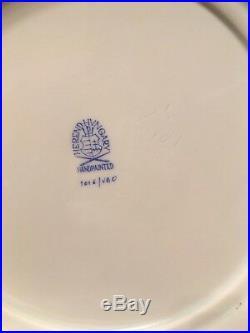 Herend Porcelain Handpainted Queen Victoria Large Soup Tureen