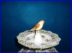 Herend Queen Victoria 3 floored Cake holder porcelain VBO