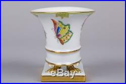 Herend Queen Victoria Claw Footed Cachepot #6456/VBO