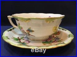 Herend Queen Victoria Cup & Saucer Set 734