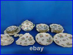 Herend Queen Victoria Full dinner set porcelain VBO (25 piece)