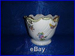 Herend Queen Victoria Huge size Pot Vase porcelain VBO