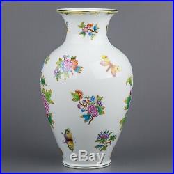 Herend Queen Victoria Large Vase #7001/VBO