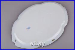 Herend Queen Victoria Ribbon Serving Tray #400/VBO