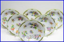 Herend Queen Victoria Rim Soup Bowls 503/ VBO design