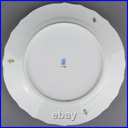 Herend Queen Victoria Rocaille Dinner Plate #1524/VBO I