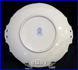 Herend Queen Victoria Round Handled Plate #7060
