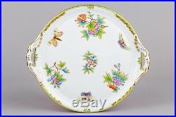 Herend Queen Victoria Round Serving Platter II. #315/VBO