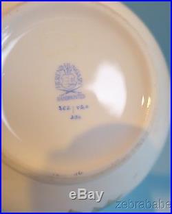 Herend Queen Victoria Round Vegetable Bowl