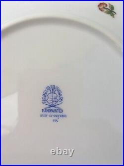 Herend Queen Victoria Salad Plate 8