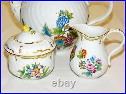Herend Queen Victoria Tea set