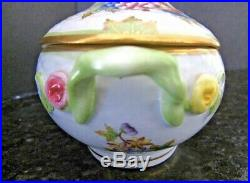 Herend Queen Victoria Tureen With Strawberry Finial #6013/vbo BRAND NEW