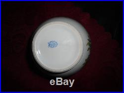 Herend Queen Victoria Urn Vase porcelain VBO