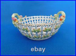 Herend Queen Victoria serving plate holder porcelain VBO
