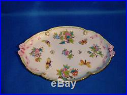 Herend Queen victoria pattern handpainted VBO