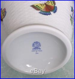Original Herend Porzellan Vase Queen Victoria Decor 33 cm (12.8) Porcelain