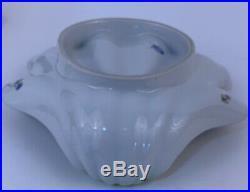 Vintage Herend Porcelain Queen Victoria Shell Dish Plate Rare 1941 Backstamp EUC
